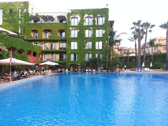 Hotel caesar palace bild von hotel caesar palace giardini naxos tripadvisor - Hotel caesar palace giardini naxos ...