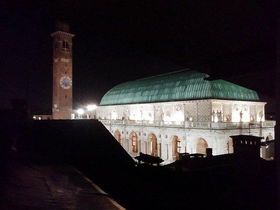 foto dalla terrazza - Antico Hotel Vicenza, Vicenza - TripAdvisor