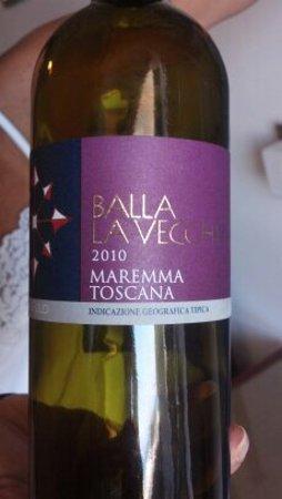 I Briganti del Parco: The delicious wine served at I Briganti Parco