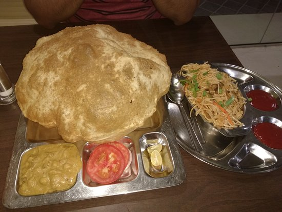 Saravana Bhavan: Food Food