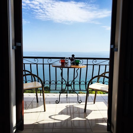 Villa Contessa: Fantastic view from the room