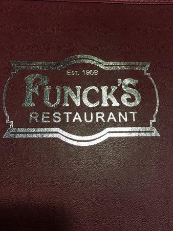 Funck S Restaurant Annville Pa