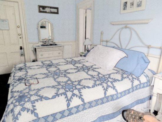 Seneca Falls, estado de Nueva York: hand made quilt