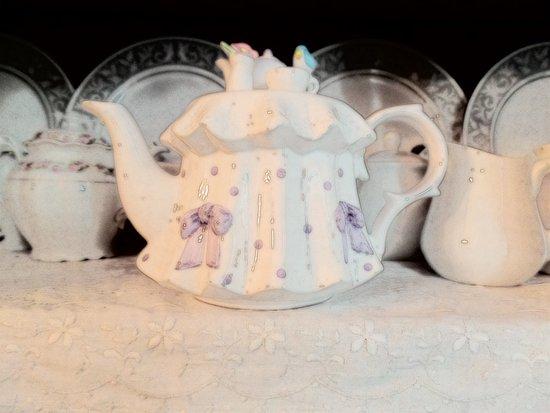 Seneca Falls, estado de Nueva York: Tea anyone?