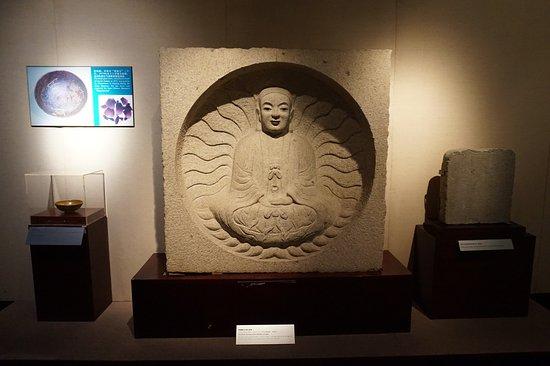 Quanzhou, Chine: religious carving