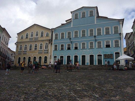 Pelourinho : Praça José de Alencar