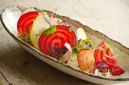 Matfield, UK: Beetroot And Goat Cheese