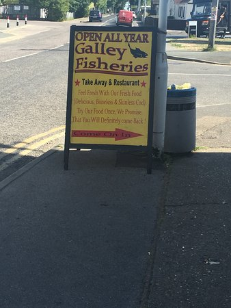 Galley Fish Bar