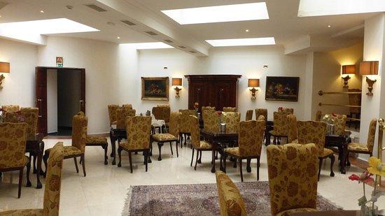 Residence Leon D'Oro: Breakfast Area