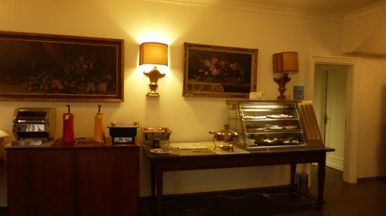 Residence Leon D'Oro: Breakfast