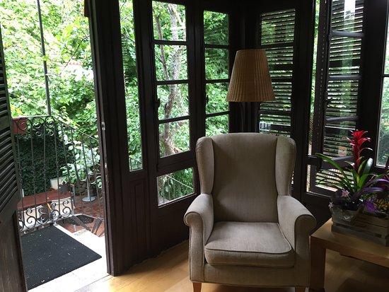 Casa Masip: Zona de estar