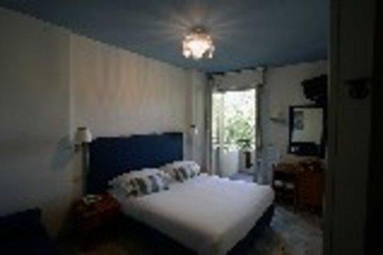 Cinquale, Italy: camera blu