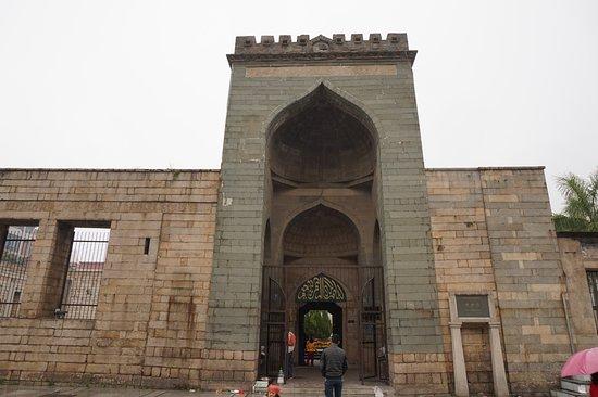 Quanzhou, China: gatehouse