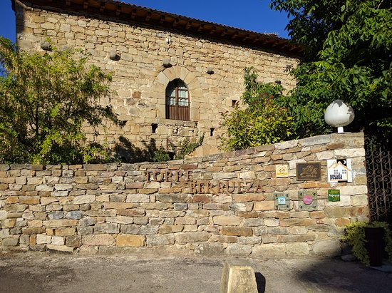 Hotel Posada y Restaurante Torre Berrueza: Hotel