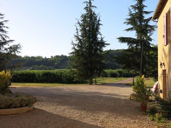 Limeuil, Γαλλία: The Domaine de la Vitrolle