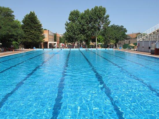 Hotel Minerva: tre piscine in citta'