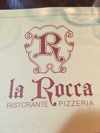 Sassoferrato, إيطاليا: La Rocca Ristorante Pizzeria