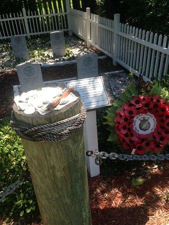 British Cemetery: the cemetary