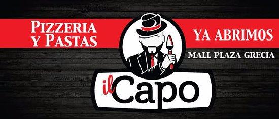 جريسيا, كوستاريكا: Pizza Italiana en Mall Plaza Grecia