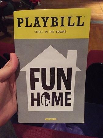 Fun Home on Broadway (Thành phố New York) - Đánh giá