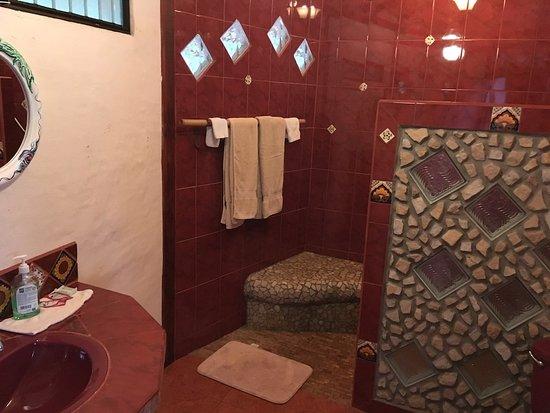 San Vito, Kosta Rika: Beautiful Bathroom
