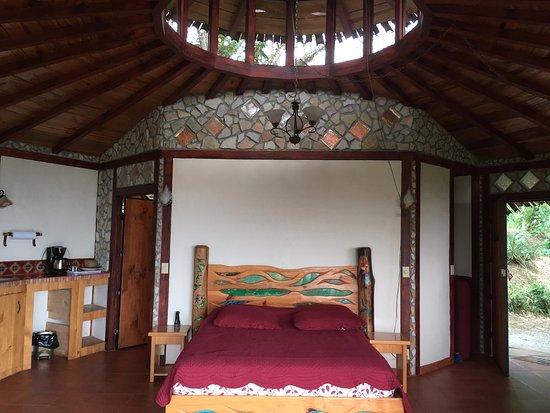 San Vito, Kosta Rika: spectatular rooms