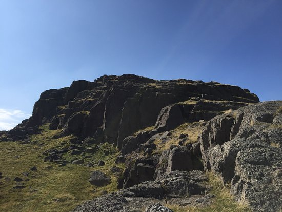 Ambleside, UK: Black Crag, Wrynose