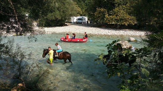 Acheron Canoe Kayak Day Tour