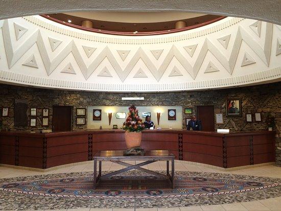 Elephant Hills Resort: Lobby/reception