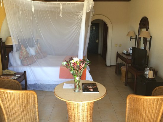 Elephant Hills Resort: Spacious standard room