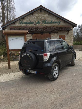 Chablis, France: ingresso