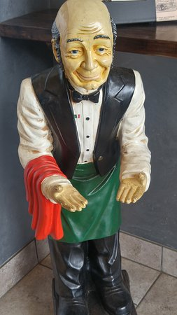 Statesville, Caroline du Nord : greeting waiter