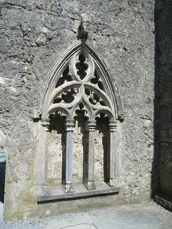 Kilfenora, Ireland: Fenster