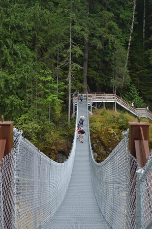 Campbell River, Canadá: The Bridge!