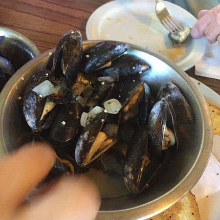 Coupeville, WA: mussels