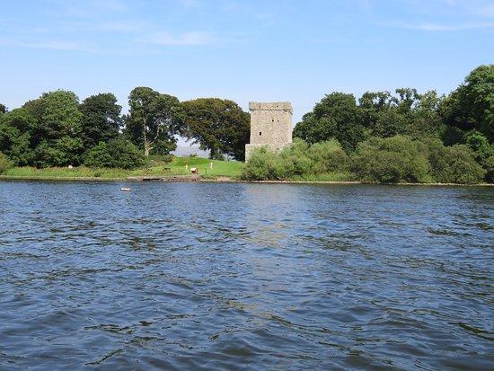 Kinross, UK: Castle