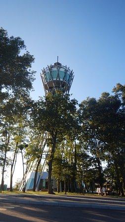 Lendava, Slovenia: The tower