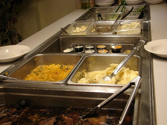 Glenfield, Estado de Nueva York: Extensive Buffet