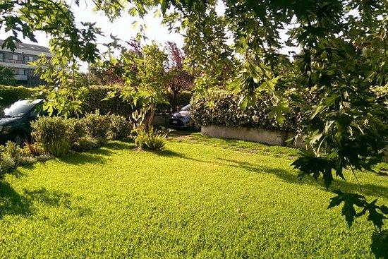 San Gregorio di Catania, Włochy: Il giardino