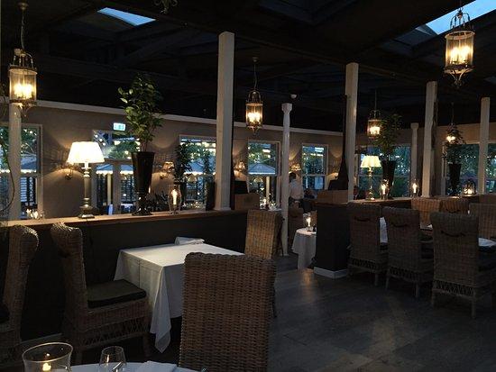 Restaurant interior picture of nimb terrasse copenhagen