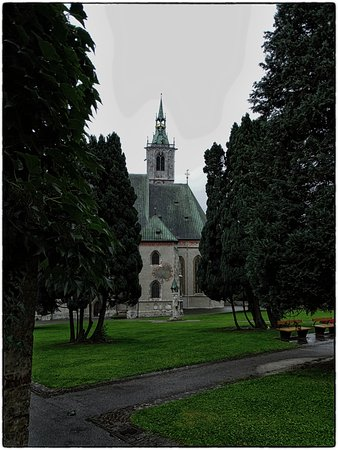 Schwaz, Austria: Esterno