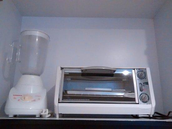 Orange Suites: la cocina de la habitacion