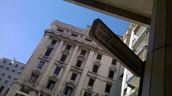 Piazza Insurrezione di Padova