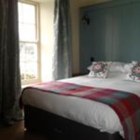 The Edgcumbe Arms: Double Room