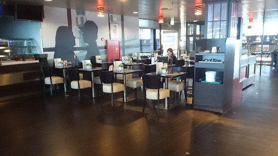 better than most airport restaurants review of airport restaurant rotterdam the netherlands tripadvisor