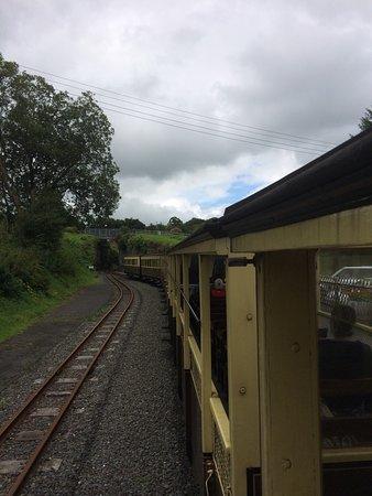 Aberystwyth, UK: Vale of Rheidol Railway