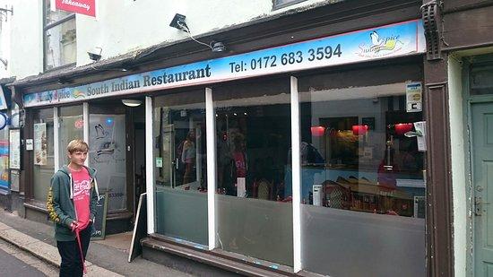 Indian Restaurants Fowey