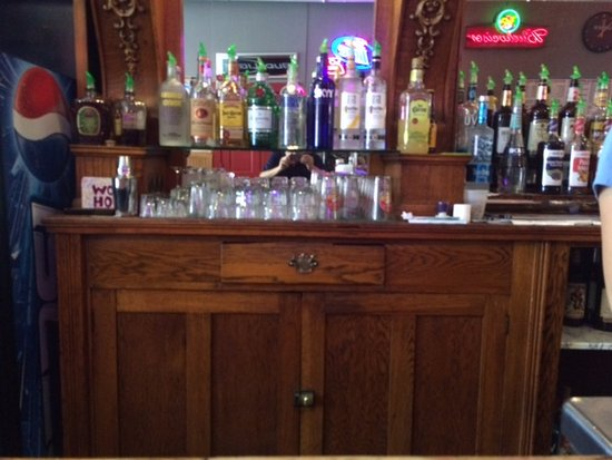 Mineral Point, WI: le bar!
