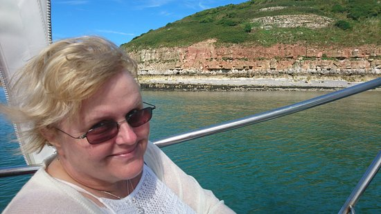 Beaumaris, UK: Loved our boat tour on the island Princess such a wonderful experience. I am disabled and they w