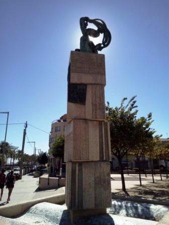 Montgat, Espanha: Vista exterior